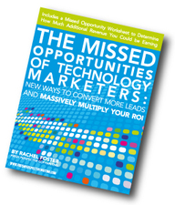 Missed Opportunities of Technology Marketers cover image