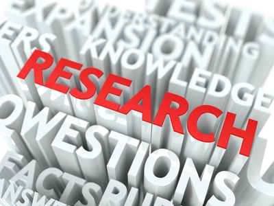 where to find research for your B2B white papers, reports and blog posts