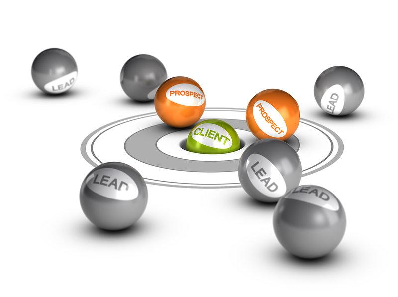 B2B lead nurturing content image