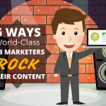 5 Ways World-Class B2B Marketers Rock Their Content [Lessons From Content Marketing World 2015]