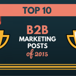 The Top 10 B2B Marketing Posts in 2015