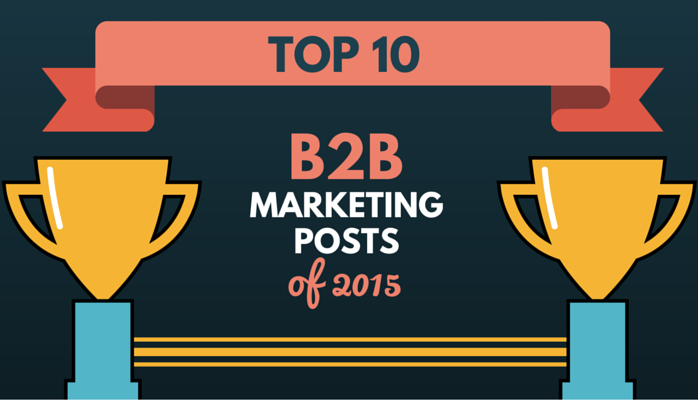 TOP 10 B2B Marketing Posts