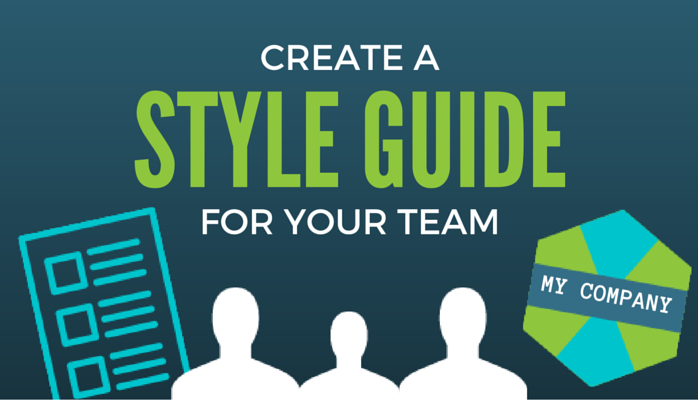 Create A Style Guide