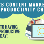 The B2B Content Marketers' Ultimate Productivity Cheatsheet