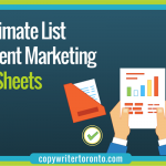 The Ultimate List of Content Marketing Cheat Sheets