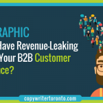 [Infographic] Do You Have Revenue-Leaking Gaps in Your B2B Customer Experience?