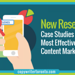 New Research: Case Studies Are The Most Effective B2B Content Marketing Tool