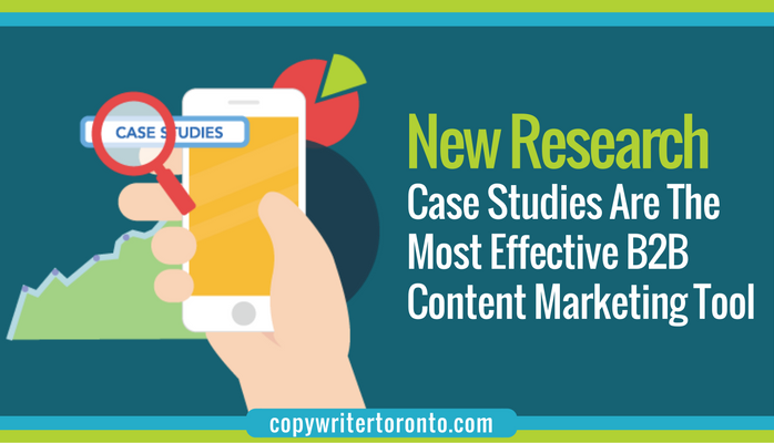 Case Studies Most Effective B2B Content Marketing