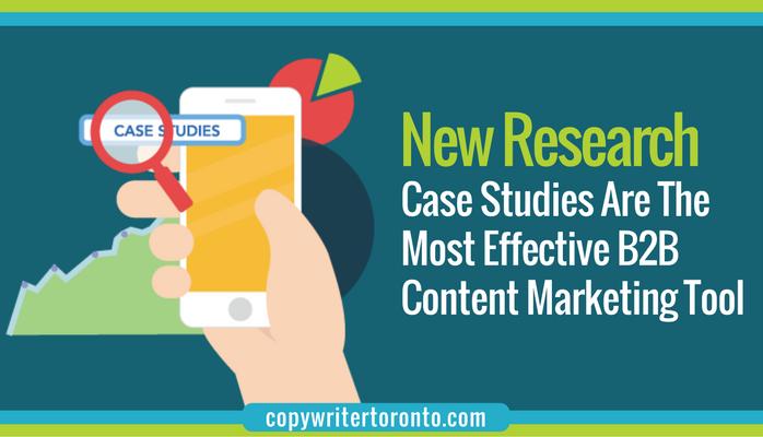 Case Studies Most Effective B2B Content Marketing