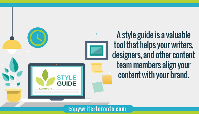 Create and distribute a brand style guide