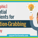 [Infographic] 7 Essential Ingredients for Attention-Grabbing B2B Copy