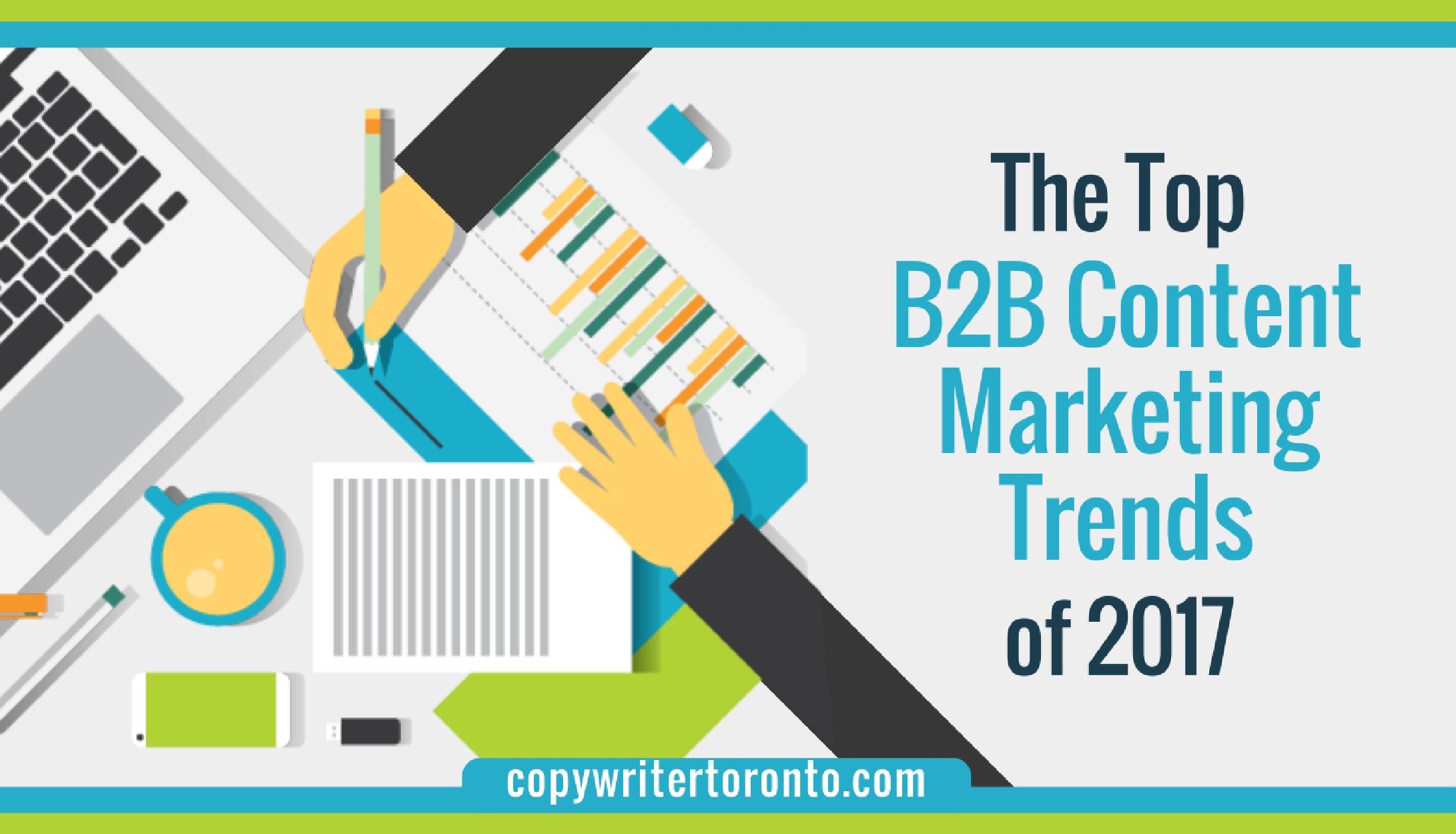 2017 B2B Marketing Trends