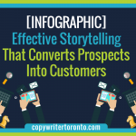 [Infographic] Effective Storytelling That Converts Prospects Into Customers