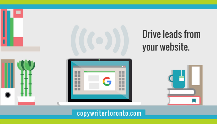 Drive leads from your website