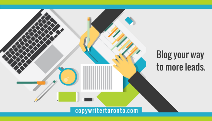 Blog Your Way to More Leads