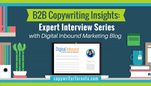 Digital InBound Marketing Interview Promo