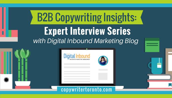 Digital InBound Marketing Interview Promo