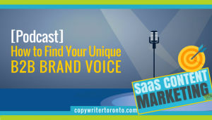 SaaS Content Marketing Podcast